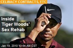 Inside Tiger Woods' Sex Rehab
