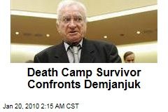 Death Camp Survivor Confronts Demjanjuk