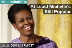 At Least Michelle's Still Popular