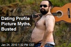 Dating Profile Picture Myths, Busted