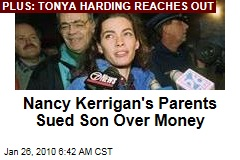 Nancy Kerrigan's Parents Sued Son Over Money