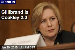 Gillibrand Is Coakley 2.0