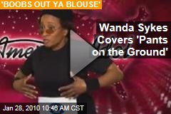 Wanda Sykes Covers 'Pants on the Ground'