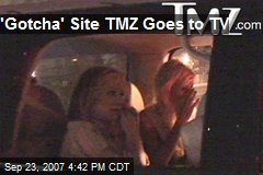 'Gotcha' Site TMZ Goes to TV