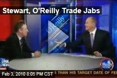 Stewart, O'Reilly Trade Jabs