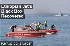 Ethiopian Jet's Black Box Recovered