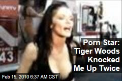 Holly Sampson: Tiger Woods and Porn Stars - Did Tiger