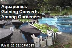 Aquaponics Gaining Converts Among Gardeners