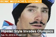 Hipster Style Invades Olympics