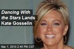 Dancing With the Stars Lands Kate Gosselin