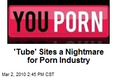 'Tube' Sites a Nightmare for Porn Industry