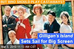 Gilligan's Island Sets Sail for Big Screen