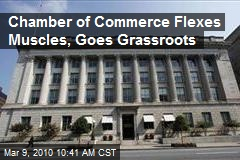 Chamber of Commerce Flexes Muscles, Goes Grassroots