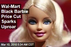 Wal-Mart Black Barbie Price Cut Sparks Uproar