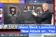 Glenn Beck Launches New Attack on...You