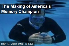 The Making of America's Memory Champion