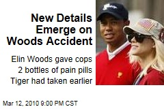 New Details Emerge on Woods Accident