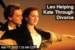 Leo Helping Kate Through Divorce