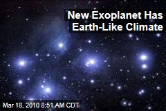 New Exoplanet Has Earth-Like Climate
