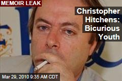 Christopher Hitchens: Bicurious Youth