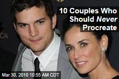 10 Couples Who Should Never Procreate