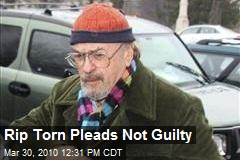 Rip Torn Pleads Not Guilty