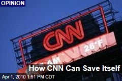 How CNN Can Save Itself