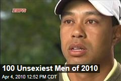 100 Unsexiest Men of 2010