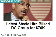 Latest Steele Hire Bilked DC Group for $70K