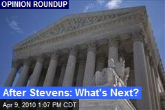 After Stevens: What's Next?
