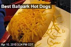 Best Ballpark Hot Dogs