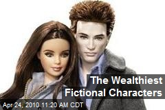 The Wealthiest Fictional Characters