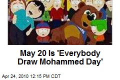 May 20 Is 'Everybody Draw Mohammed Day'