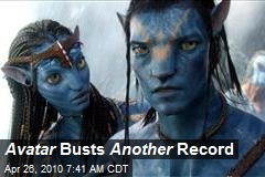 Avatar Busts Another Record