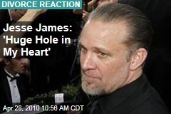 His Own Words: Jesse James Reacts to Divorce Filing - Divorced, Jesse James, Sandra Bullock : People.com