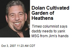 Dolan Cultivated Garden of Heathens