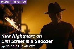 New Nightmare on Elm Street Is a Snoozer