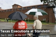 Texas Executions at Standstill
