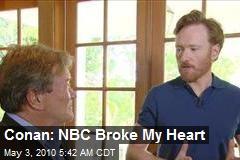 Conan: NBC Broke My Heart