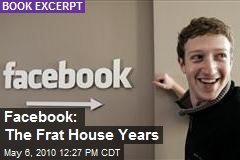 The Age Of Facebook: Excerpts From The New Book By David Kirkpatrick