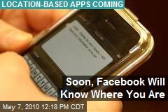 Facebook Readies Location Feature - Advertising Age - Digital