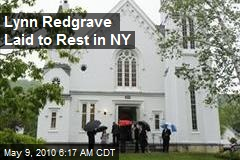 Lynn Redgrave Laid to Rest in NY
