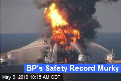 BP's Safety Record Murky