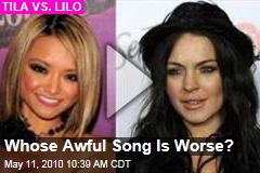 Whose Awful Song Is Worse?