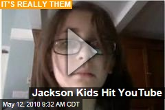Jackson Kids Hit YouTube