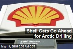 Shell Gets Go Ahead for Arctic Drilling