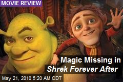 Magic Missing in Shrek Forever After