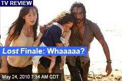 Lost Finale: Whaaaaa?