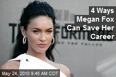 4 Ways Megan Fox Can Save Her Career