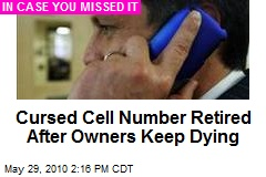 Cursed Cell Number Retired After Owners Keep Dying